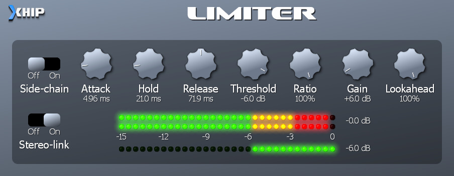 Limiter screenshot